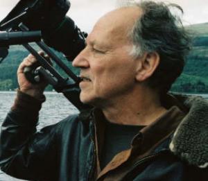 Film director Werner Herzog