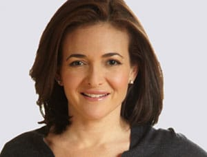 Facebook COO Sheryl Sandberg is a rumored candidate for Uber's next CEO.