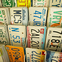 MI Types of Special License Plates