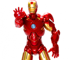 Iron Man 3 figure