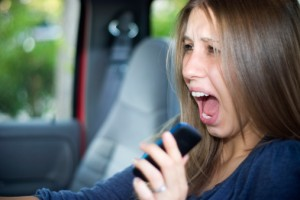 A recent study shows voice-to-text communication while driving is just as distracting as traditional texting.