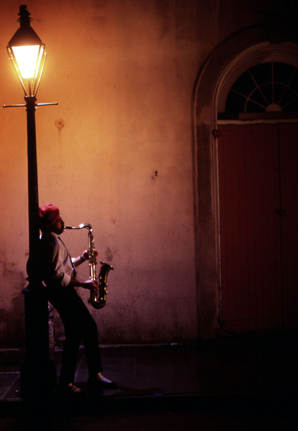 New Orleans' French Quarter is the end of the road for Blues lovers--U.S. Route 61, that is, nicknamed 'The Blues Highway.'  Photo Credit: GNOTCC, Ron Calamia and NewOrleansOnline.com