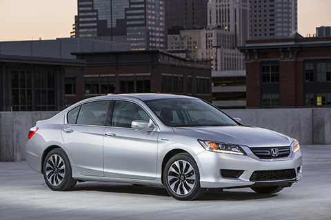 The Honda Accord was the most-stolen vehicle in 2015, according to the NHTSA.