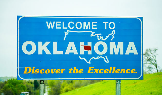 drivers license place in edmond oklahoma