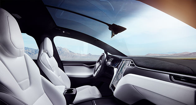 Tesla Goes Vegan: Automaker Offers Synthetic Leather Option | DMV ORG