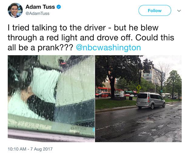 DriverlessTweet