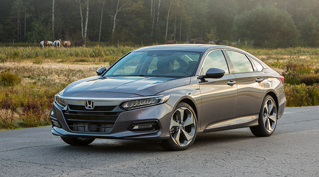 The 2018 Honda Accord Won Kelley Blue Books Coveted Best Buy Award For Providing Overall Highest Quality And Price In Auto Industry