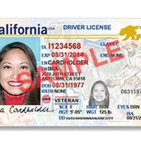 Driver's California Look Dmv New Real Getting org Id Licenses A