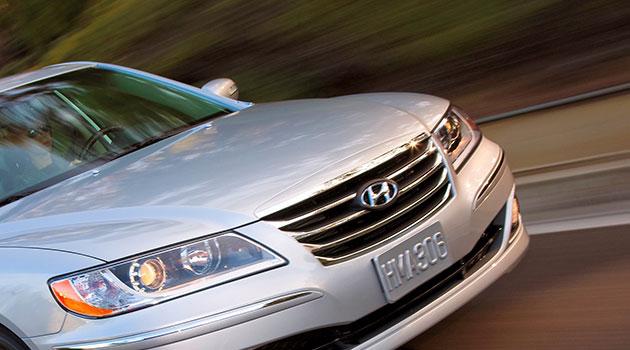 Hyundai Recalls 88 000 Azeras Sonatas