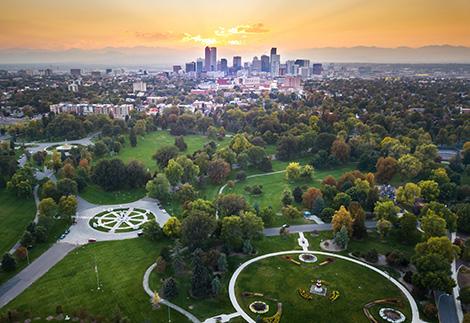 DenverCityscape