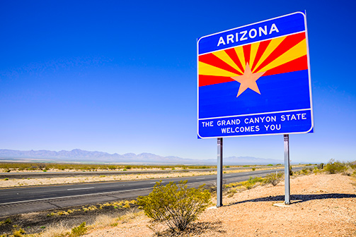 ArizonaStateSign