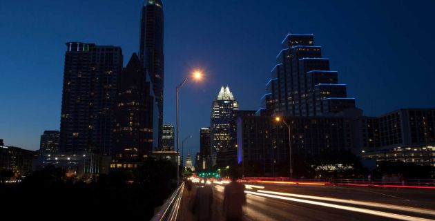 Texas Sidewalk