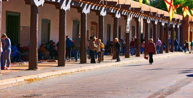santa fe palace of governors market