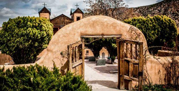 Santuario De Chimayo New Mexico