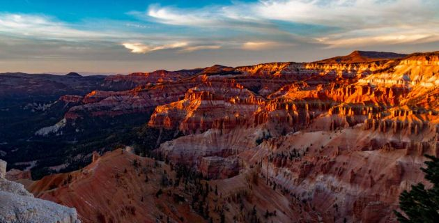 Cedar Breaks National Monument in Utah is host to many an awe-inspiring sight.