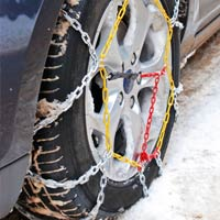 How To Put On Tire Chains Dmv Org