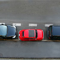 Mn drivers test parallel parking dimensions