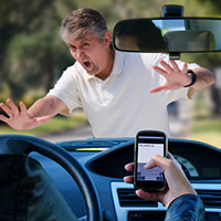 Parents & Distracted Driving